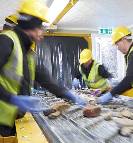 reciclar residuos industriales de manera efectiva