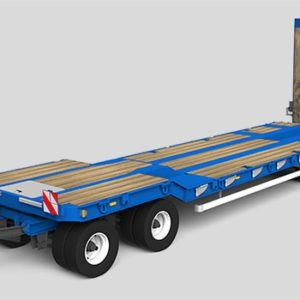 Goldhofer trailer TU