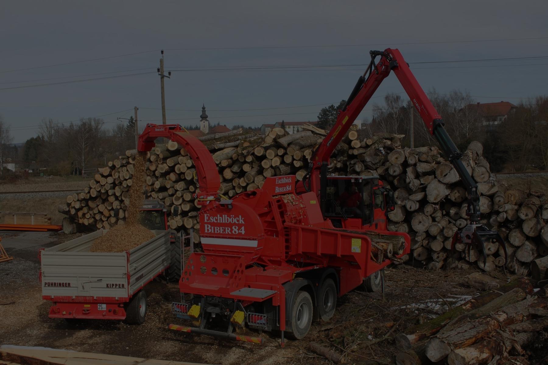 Soluciones para la industria forestal