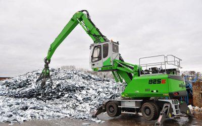Maquinaria para el reciclaje de metales a nivel industrial