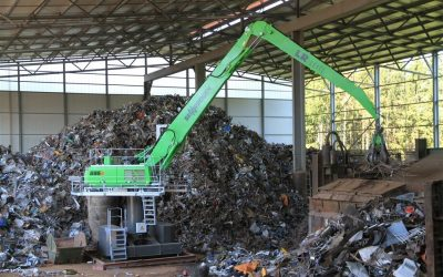 Equipos y maquinaria para reciclaje de chatarra