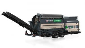Cribadora Terex Ecotec TTS 518