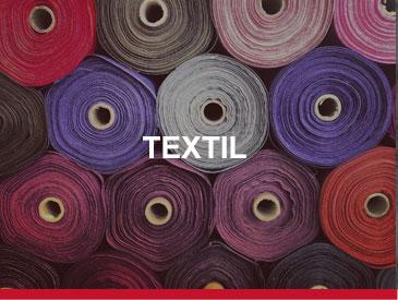 maquinaria para reciclaje industrial para empresas textiles de retail