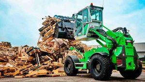 Encuentra las mejores maquinarias de manipulación de residuos en Mycsa