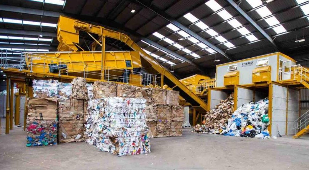 Planta de tratamiento de residuos: las mejores soluciones para cada material