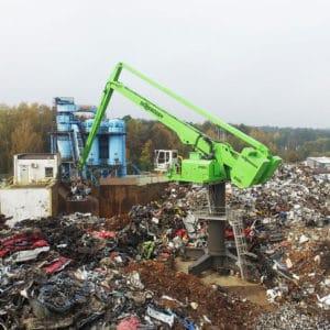 Trituradora para el reciclaje de metales a nivel industrial